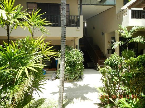 Chaweng Gardens Beach: superior room building