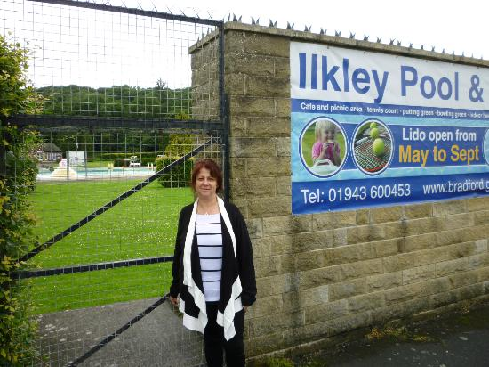 Ilkley pool lido england on tripadvisor address - Swimming pools in south yorkshire ...