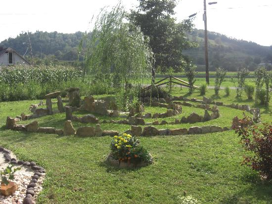 Friendsville, MD: Labyrinth