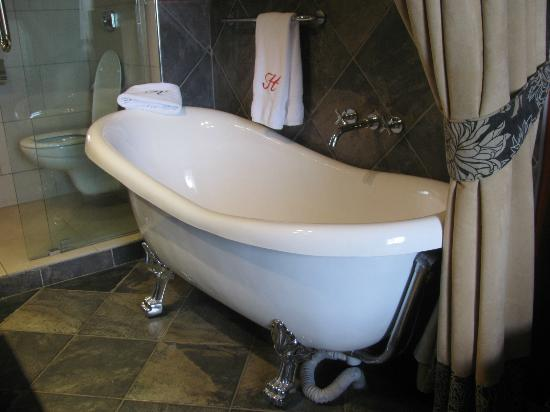 Hillpark Hotel: tub
