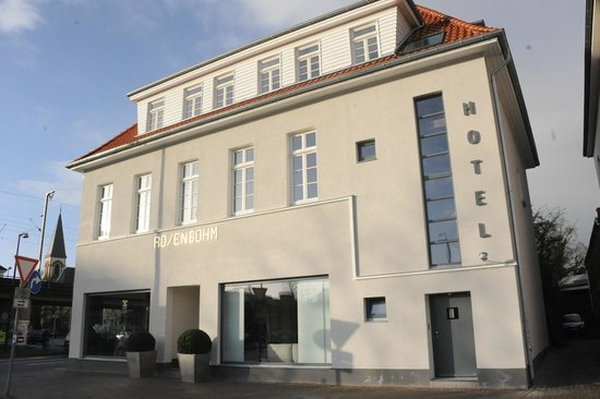 Rosenbohm designhotel oldenburg germany hotel reviews for Designhotel rosenbohm