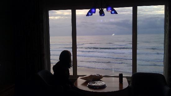 Nordic Oceanfront Inn: view from rooms