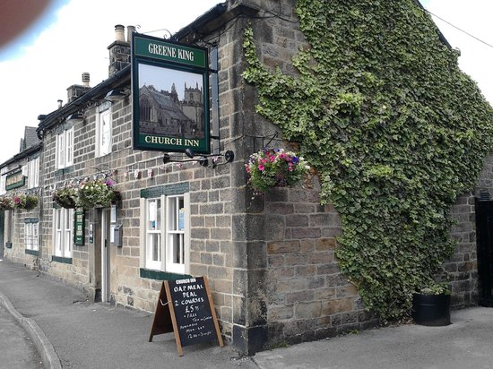 Darley Dale, UK: CHURCH INN