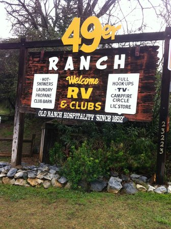 ‪49er RV Ranch‬
