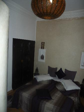Riad Baba Ali: Chambre essaouira