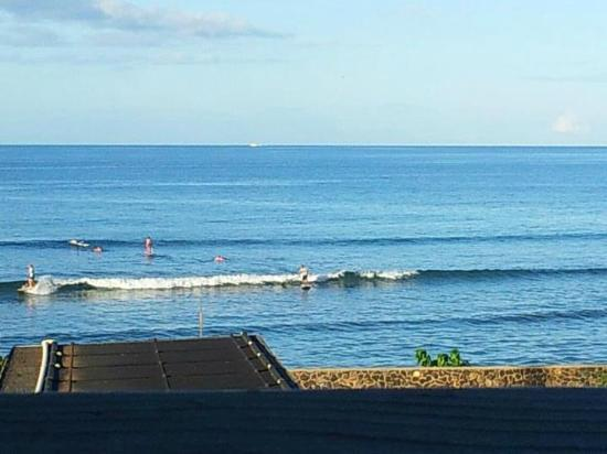 Shores of Maui: the view from my balcony