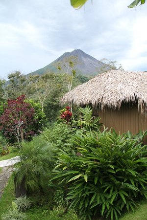 Hotel Kokoro Arenal: outdoor view