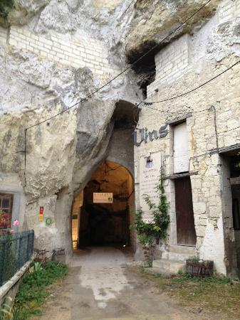 Hotel Diderot: Wine Caves in Chinon