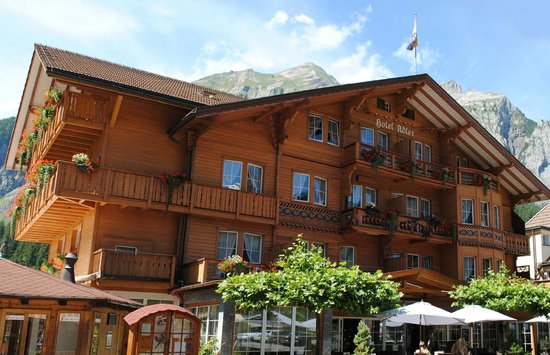 Chalet-Hotel Adler
