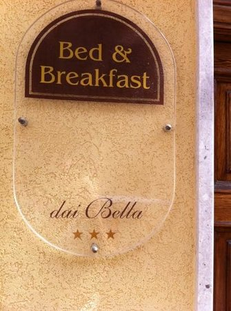 Bed & Breakfast Bella Vista