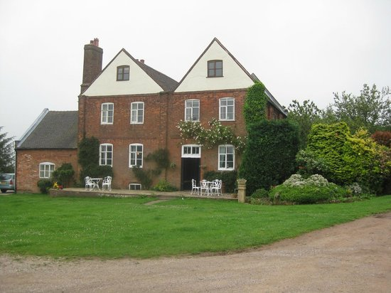 Longdon Old Hall Farm