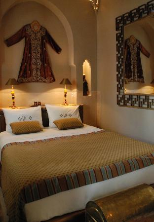 Riad Camilia: room first floor