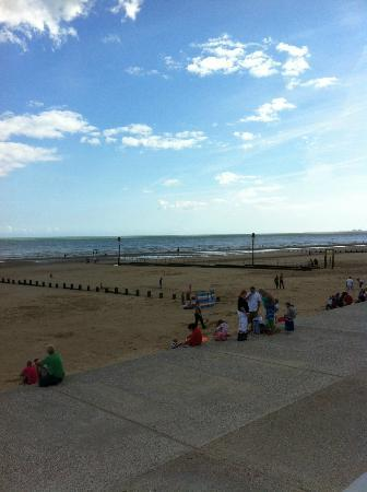 New Beach Holiday Park: Beach