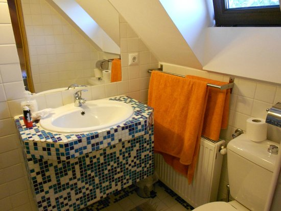 Guesthouse La Despani: Ensuite Bath