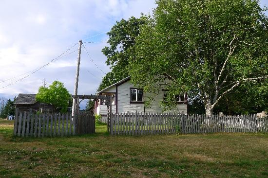 Fairburn Farm: 2 bedroom cottage