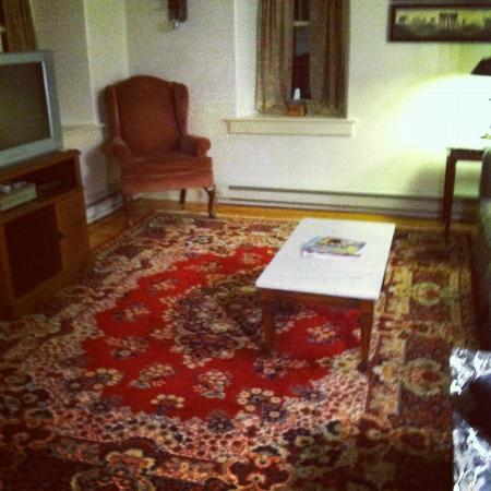 Churchtown, PA: Living Room