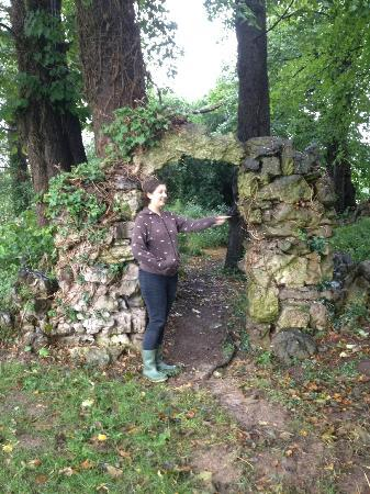 Pentre Mawr Country House: Exploring in the 2 hours it didn't rain