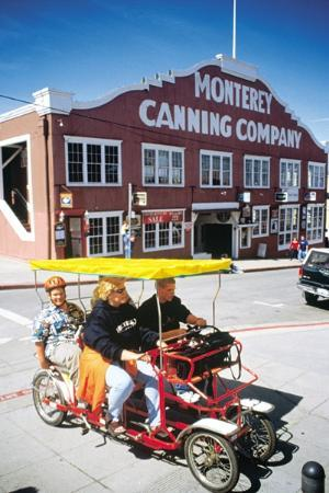 Comfort Inn Monterey by the Sea: Cannery Row, Monterey 3 miles aways