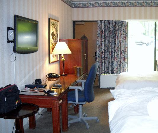 Radnor, PA: The room I stayed in.