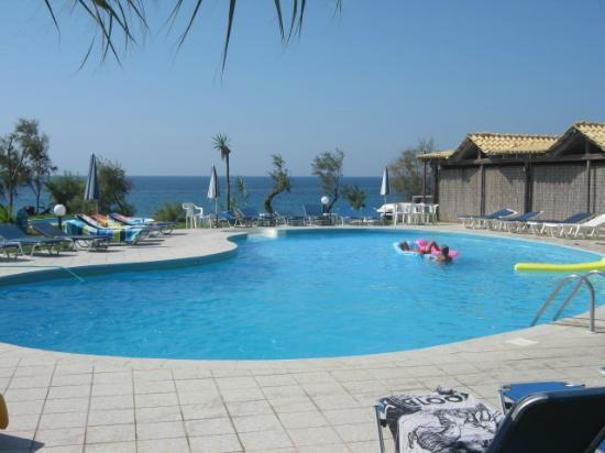 The Pool Picture Of Ananias Studios Apartments Corfu