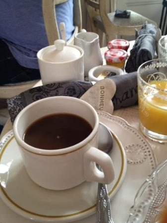 Brighton Marina House Hotel : Breakfast