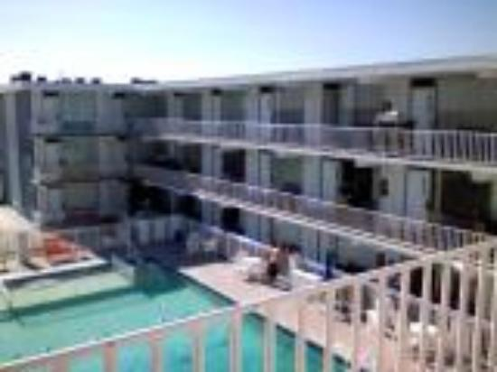 The Crusader Oceanfront Family Resort: pic of motel