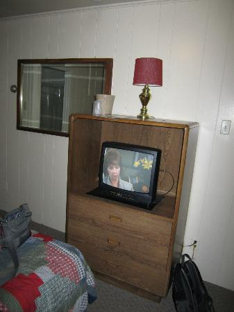 Northern Lights Lodge: TV