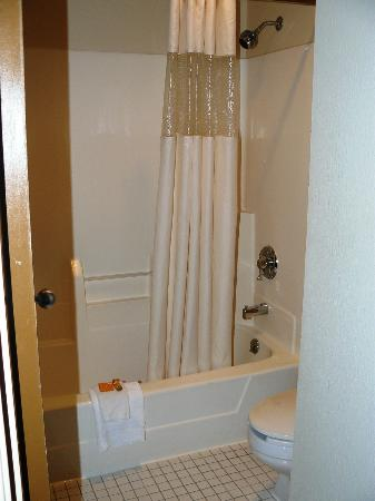 La Quinta Inn &amp; Suites Stevens Point: Bathroom