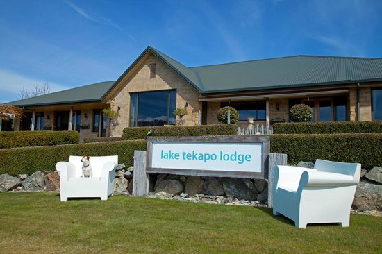 ‪Lake Tekapo Lodge‬
