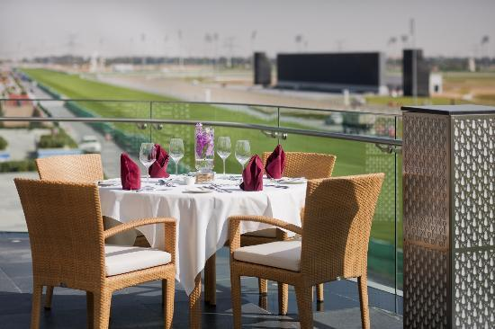 The Meydan Hotel: Farriers