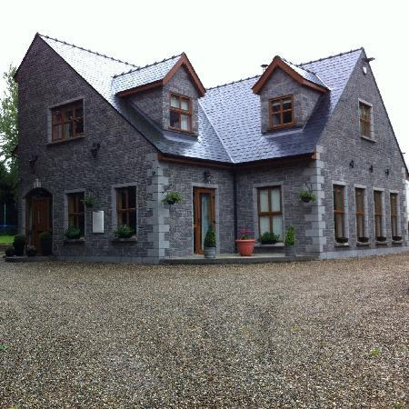 Glaslough, Irlande : Willow tree cottage