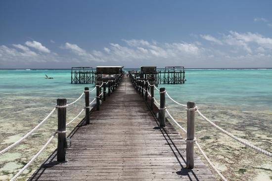 Essque Zalu Zanzibar: The Jetty