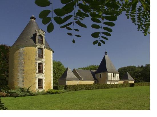 Photo of Chateau de la Menaudiere Chissay-en-Touraine