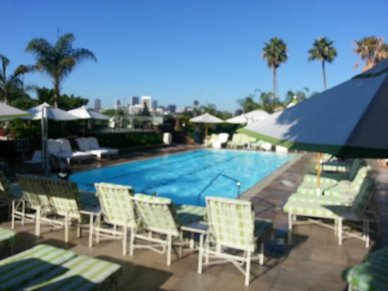 Four Seasons Hotel Los Angeles at Beverly Hills : pool