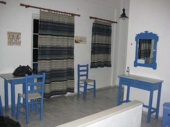 Scirocco Apartments: Our room!