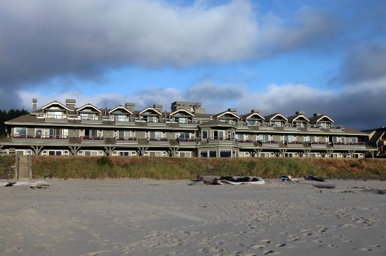 Stephanie Inn from the beach