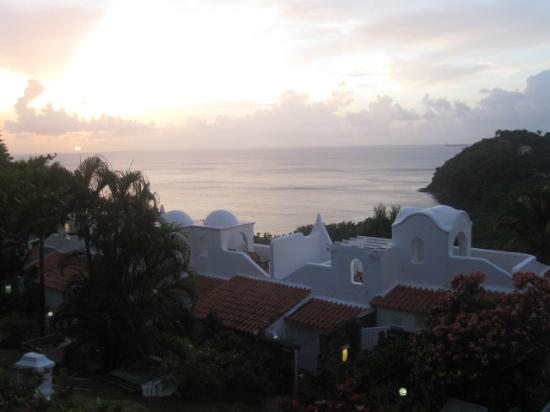 Windjammer Landing Villa Beach Resort: view