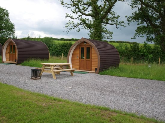 Box Tree Farm Camping Cabins