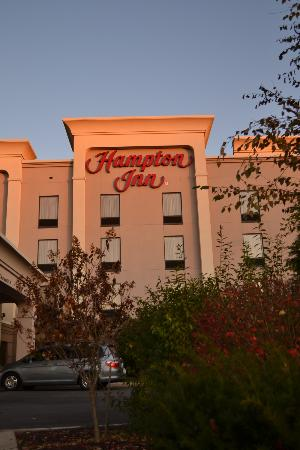 Hampton Inn Oneonta: Exterior