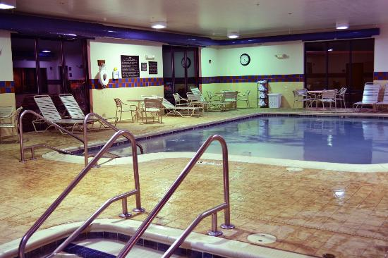 Hampton Inn Oneonta: Indoor Heated Pool