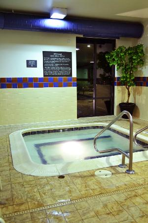 Hampton Inn Oneonta: Indoor Whirlpool