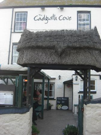Cadgwith, UK: Hotel