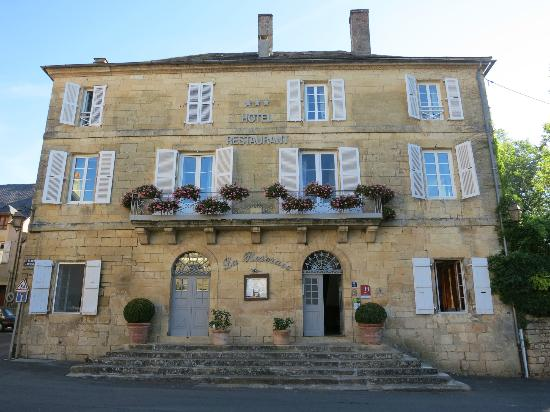 Photo of Hostellerie La Roseraie  Montignac