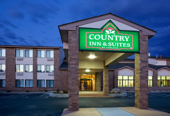 Country Inn & Suites Coon Rapids: Welcome