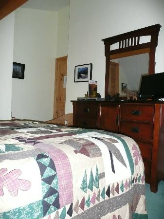 Ambleside Lodge Bed and Breakfast: Wilderness Room
