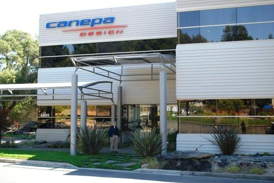Canepa Motorsports Museum: Located in a well designed industrial park.