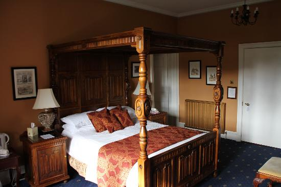 Clarencefield, UK: Room 9