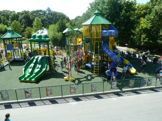 Playground Picture Of Franklin Park Zoo Boston