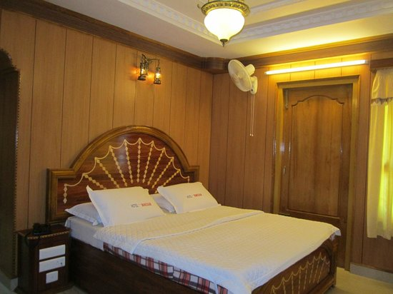 Hotel Manickam: suite room