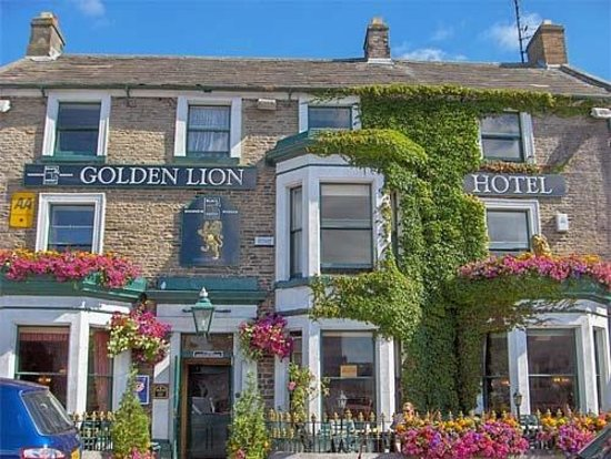 Photo of The Golden Lion Hotel Leyburn